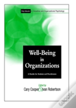 Well-Being In Organizations