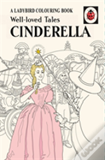 Well-Loved Tales Cinderella: A Ladybird Vintage Colouring Book