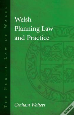 Wook.pt - Welsh Planning Law And Practice