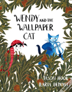 Wook.pt - Wendy And The Wallpaper Cat