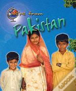 WE'RE FROM PAKISTAN