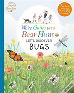 Wook.pt - We'Re Going On A Bear Hunt: Let'S Discover Bugs