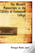 Western Manuscripts In The Library Of Emmanuel College