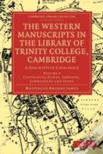 Western Manuscripts In The Library Of Trinity College, Cambridge