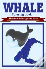 Whale Coloring Book