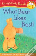 What Bear Likes Best!