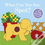 What Can You See Spot