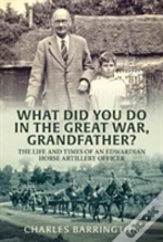 What Did You Do In The Great War, Grandfather?