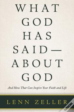 Wook.pt - What God Has Said-About God