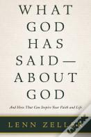 What God Has Said-About God