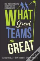 What Great Teams Do Great