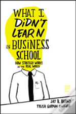 What I Didn'T Learn In Business School