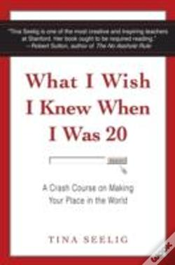 Wook.pt - What I Wish I Knew When I Was 20