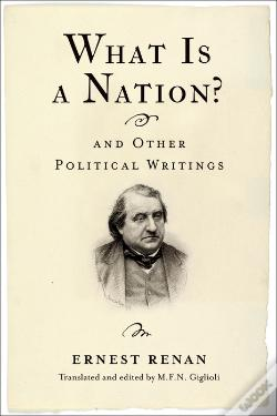 Wook.pt - What Is A Nation? And Other Political Writings