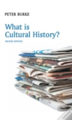 Wook.pt - What Is Cultural History?
