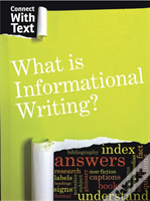 What Is Informational Writing