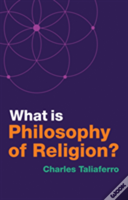Wook.pt - What Is Philosophy Of Religion
