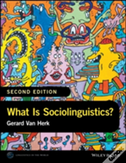 Wook.pt - What Is Sociolinguistics 2nd Edition