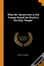 What Mr. Darwin Saw In His Voyage Round The World In The Ship 'Beagle'