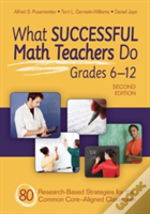 What Successful Math Teachers Do, Grades 6-12