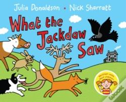 Wook.pt - What The Jackdaw Saw