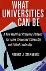 What Universities Can Be
