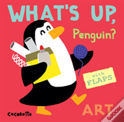 Wook.pt - What'S Up Penguin?