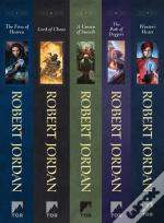 Wheel Of Time, Books 5-9