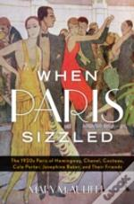 When Paris Sizzled The 1920s Pcb