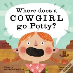 Wook.pt - Where Does A Cowgirl Go Potty?