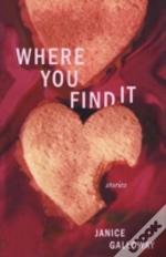 Where You Find It: Stories