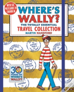 Wook.pt - Where'S Wally? The Totally Essential Travel Collection