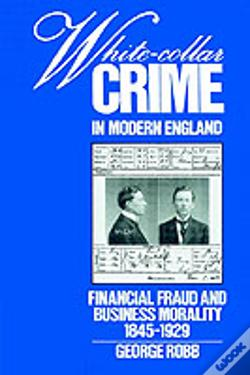 Wook.pt - White-Collar Crime In Modern England