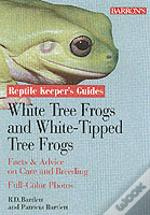 White'S Tree Frogs And White-Tipped Tree Frogs