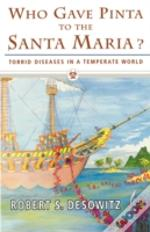 Who Gave Pinta To The Santa Maria?