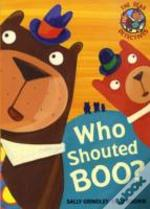 Who Shouted Boo?