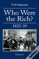 Who Were The Rich? : British Wealth Holders