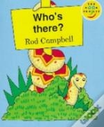 Who'S There?Read-On