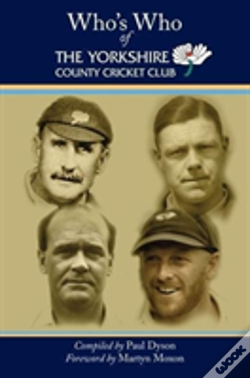 Wook.pt - Who'S Who Of The Yorkshire County Cricket Club