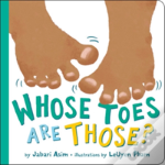 Whose Toes Are Those? (New Edition)