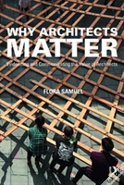 Wook.pt - Why Architects Matter Samuel