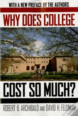 Wook.pt - Why Does College Cost So Much?