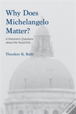 Wook.pt - Why Does Michelangelo Matter?