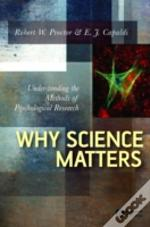 Why Science Matters