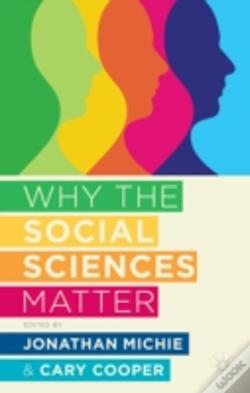 Wook.pt - Why The Social Sciences Matter