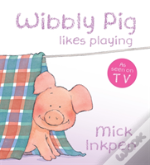 Wibbly Pig Can Make A Tent