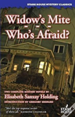Wook.pt - Widow'S Mite / Who'S Afraid