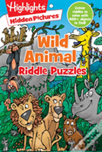 Wild Animal Riddle Puzzles