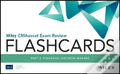 Wiley Cmaexcel Exam Review 2018 Flashcards