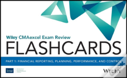 Wook.pt - Wiley Cmaexcel Exam Review 2018 Flashcards